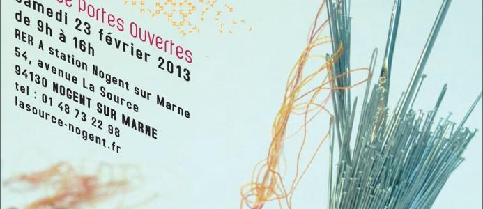 Journée Portes Ouvertes au Lycée La Source le samedi 23 février 2013 de 9h à 16h