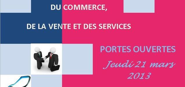 Journées Portes Ouvertes au Lycée La Source (site de Val de Beauté) le jeudi 21 mars 2013 de 9h à 17h