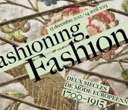 Les élèves de Terminale Bac Mode au musée des Arts Décoratif « Fashioning, Fashion »
