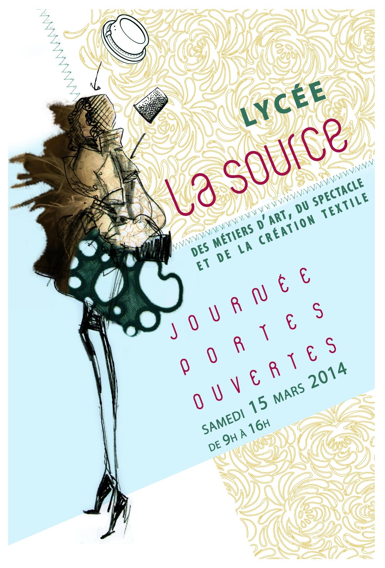 Journée portes ouvertes au lycée LA SOURCE 2014