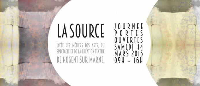 Journée portes ouvertes 2015 au Lycée La Source