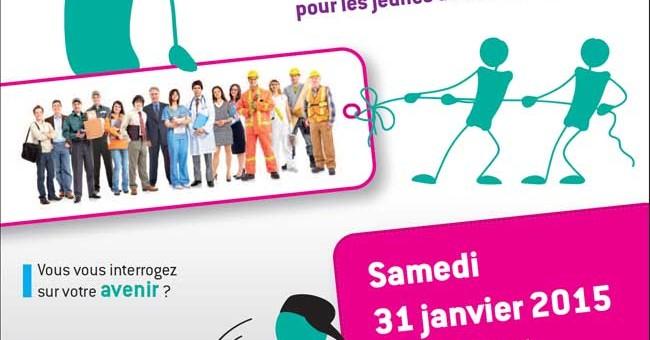 Forum des métiers 2015 à Nogent sur Marne