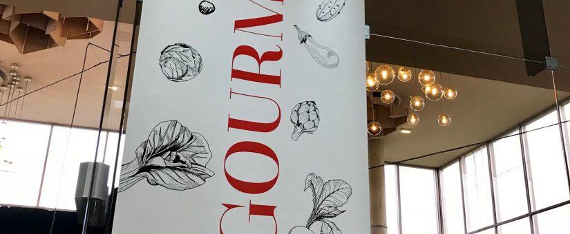 Les 1ère BARCU au Salon des Gourmets de Joinville