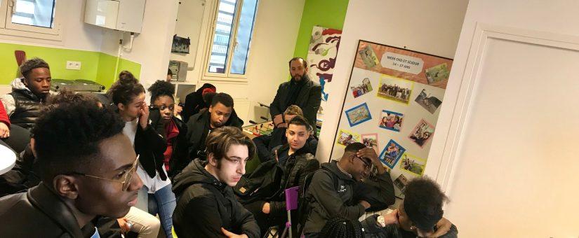 Espace Lycéens et Pôle Jeunesse de Nogent sur marne